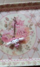 Sanrio Cinnamoroll × Animal too cute ♡ Key Chain Not for sale RARE from Japan 1