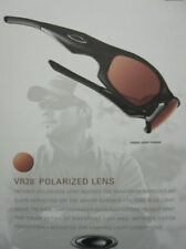 OAKLEY dealer 2008 VR28 fishing/angling promotional poster New Old Stock