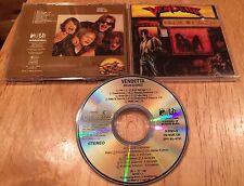 Vendetta - Brain Damage CD N 0121-3 deathrow darkness coroner paradox angel dust