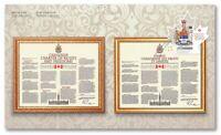 THE CONSTITUTION = CANADA 150 = FDC, OFDC Canada 2017