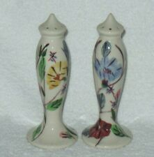 Blue Ridge Southern Potteries Chintz Salt and Pepper Shakers
