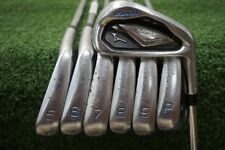 Mizuno JPX 825 Pro Forged Steel Shaft Iron Set X-Stiff Flex 4-Pw 0280838 Used