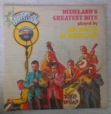 "Vinile 33 giri 12""-THE DUKES OF DIXIELAND -  DIXIELAND'S GREATEST HITS- ORL 8514"