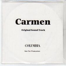 (DC307) Carmen, Original Sound Track - DJ CD