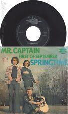 "7"" SPRINGTIME--MR CAPTAIN"