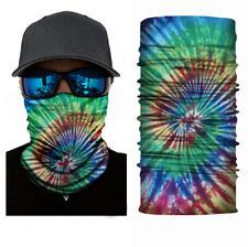 Face Mask Balaclava Neck Scarf Fishing Cover Sun Gator UV Headwear US USA Blue G