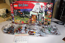 LEGO HARRY POTTER 4738 - HAGRIDS HUT - BOX INCLUDED unopened packets