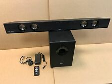S48 USED BUSH 200W 2.1 DTS SOUNDBAR WITH SUBWOOFER AND BLUETOOTH + REMOTE (A6S)