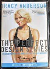 Tracy Anderson Perfect Design Series - Intermediate Level 2 New Sealed DVD, 2013