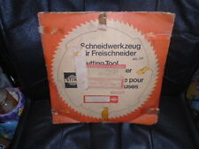 Vintage Stihl NOS Grass Cutter Blade Tool 300D In the Package New