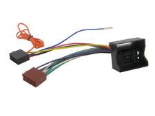 RADIO STEREO HEADUNIT ISO WIRING HARNESS LEAD ADAPTOR CT20PE02 FITS PEUGEOT iON
