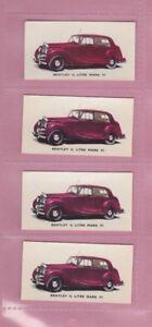 Kellogg's, Motor cars 1945, No.1 x 4