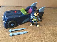 Imaginext Teen Titan Go Robin And Batmobile