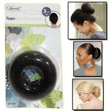 Hair Bun Shaper French Ring Rollers Hairdressing Salon Fashion Foam Doughnut