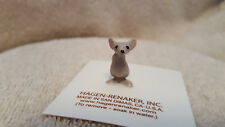 Hagen Renaker Mouse Little Brother Figurine Miniature New Free Shipping 00296