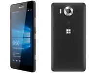 Microsoft Lumia 950 DualSim 32GB Smartphone Ohne Simlock -Schwarz