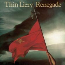 Thin Lizzy - Renegade - DELUXE EDITION with 5 Bonus Tracks - NEW CD ALBUM