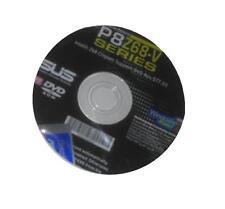Original ASUS placa madre controlador CD DVD p8z68-v pro gen3 OVP nuevo Driver pegatinas