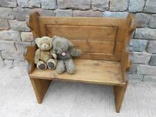 Vintage Rustic Church Pew/Bench 3ft 6in