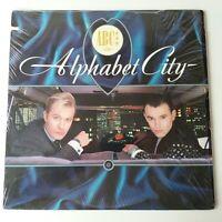 ABC - Alphabet City - Vinyl LP US 1st Press 1987 EX/NM In Shrink