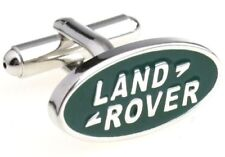 Silver Land Rover Cufflinks Business Wedding for Suit Shirt Novelty Party Gift