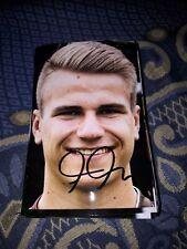 Signiertes Foto Florian Carstens FC St.Pauli NEU MEGA RAR
