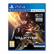 Eve Valkyrie VR Sony PlayStation 4 Ps4