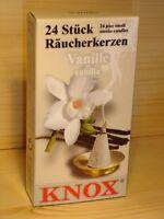 Knox Räucherkerzen, Vanille, 113230