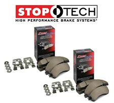 For Volvo C70 98-04 S70 V70 850 Front & Rear PQ Metallic Brake Pads Set StopTech