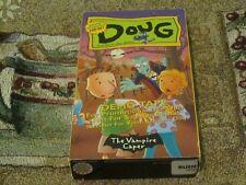 WALT DISNEY~DOUG~THE VAMPIRE CAPER~VHS~SCREENER~SCREENING~DEMO TAPE~JIM JINKINS~