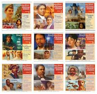 NEW Exciting Events Set of 9 CD Audio Album Your Story Hour Drama History Story