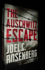 The Auschwitz Escape by Joel C. Rosenberg | Used PB, 2014