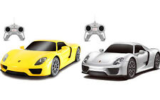 1:24 Radio Controlled Remote Control Toy Car NEW RDC Porsche 918 Spyder