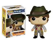 Doctor Who 4th Doctor with Jelly Babies Pop! Vinyl Figure Tom Baker
