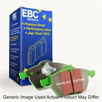 EBC DP21518 Greenstuff 2000 Series Sport Disc Brake Pads For Audi A3 Quattro NEW