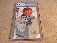 Serenity #3 Leinil Yu Cover CGC 9.8 2005 Dark Horse White Pages See My Store