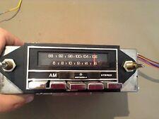 1977 78 79 Motorola vintage AM/FM Radio Chevy Olds Buick GM used original
