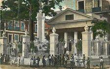 1913 El Templete Columbus Memorial Chapel, Havana, Cuba Postcard