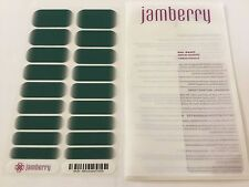 Jamberry Nail Wraps Full Sheet - October Stylebox Green Ombre