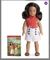 "Nanea Mini Doll [With Mini Abridged Version Book ""Growing Up with Aloha""]"