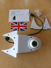 VAN ROOF MOUNT OVERHANG REVERSE CAMERA WHITE, SONY CCD SPRINTER / CRAFTER etc.