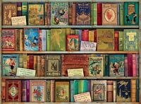 NEW! Ravensburger Vintage Library by Aimee Stewart 500 piece fantasy jigsaw