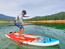 Inflatable Stand Up Paddle Board 9' SUP Kit  - High Quality - Reinforced