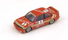 Spark 1/43 SA032 BMW E30 M3 #3 Winner Macau 1987 Ravaglia Hilton Red RESIN