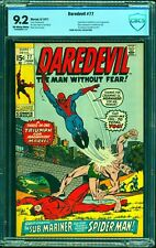 Daredevil #77 CBCS NM- 9.2 Off White to White Marvel Comics