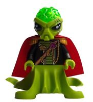 Lego Alien Commander Alien Conquest Monster Captain Minifigur Figur Minifig Neu