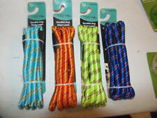 PET TRENDS - 6' ROPE DOG LEASH - VARIOUS COLORS AVAILABLE,  UP TO 110 LBS (RM-2)