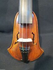 "Barroco Pochette música de violino 5 3/4 "", Ressonância som 10020"