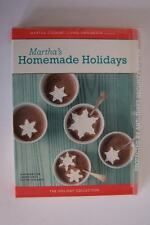 The Martha Stewart Holiday Collection - Homemade Holidays DVD New Sealed