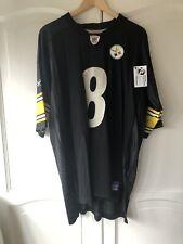 Reebok American Football Pittsburg Steelers 8 Maddox XLarge Shirt